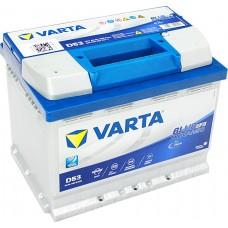 Аккумулятор Varta Blue Dynamic D53 6СТ-60Ah АзЕ (560500056) (560EN)