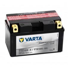 Аккумулятор мото VARTA Powersports AGM 6СТ-8Аh Аз (YTZ10S-BS, 508901015) (150EN)