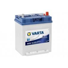 Аккумулятор Varta Blue Dynamic A13 6СТ-40Ah АзЕ Asia ТК (540125033) (330EN)