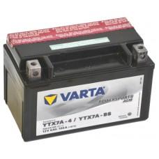 Аккумулятор мото VARTA Powersports AGM 6СТ-6Ah АзЕ (YTX7A-4, 506015005) (105EN)