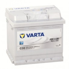 Аккумулятор Varta Silver Dynamic C30 6СТ-54Ah АзЕ (554400053) (530EN)