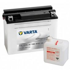 Аккумулятор мото VARTA Funstart 6СТ-20Ah АзЕ (Y50N18L-A2, 520012020) (200EN)