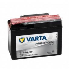 Аккумулятор мото VARTA Funstart AGM 6СТ-3Аh АзЕ (YTR4A-BS, 503903004) (40EN)