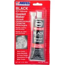 Герметик прокладки ABRO Gasket Maker 343°C черный (12-AB CH) (85г)