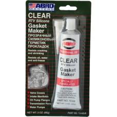Герметик прокладки ABRO Gasket Maker 260°C прозрачный (13-AB CH) (85г)