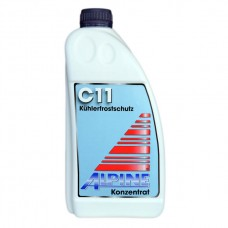 Антифриз ALPINE C11 Kuhlerfrostschutz концентрат синий (1,5л)