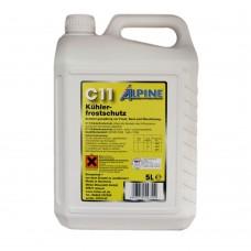 Антифриз ALPINE C11 Kuhlerfrostschutz концентрат жёлтый (5л)