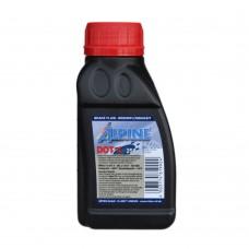 Тормозная жидкость ALPINE Brake Fluid DOT-4 (250мл)