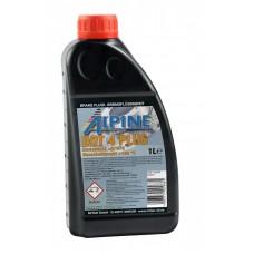 Тормозная жидкость ALPINE Brake Fluid DOT-4 Plus (1л)