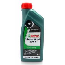 Тормозная жидкость Castrol DOT-4 (1л)