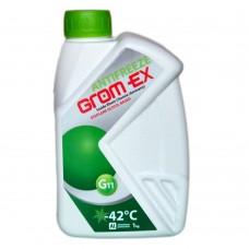 Антифриз GROM-EX G11 -42°C зеленый (1л)