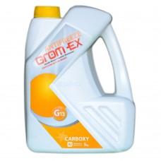 Антифриз GROM-EX G13 -42°C желтый (5л)