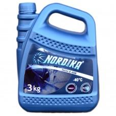 Тосол GROM-EX А-40 NORDIKA -40°C (3л)