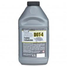 Тормозная жидкость Hi-Zer DOT-4 (500мл)