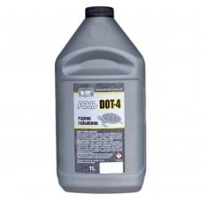 Тормозная жидкость Hi-Zer DOT-4 (1л)