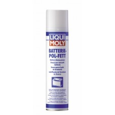 Смазка для электроконтактов акумулятора LIQUI MOLY Batterie-Pol-Fett (3141) (300мл)