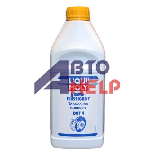 Тормозная жидкость LIQUI MOLY DOT-4 (1л)