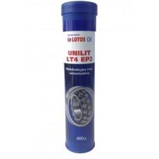 Смазка пластичная Lotos GREASE UNILIT LT-4 EP2 (0.4л)
