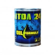 Смазка пластичная OIL Formula Литол 24 (1л)