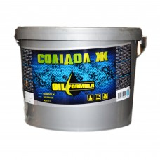 Смазка пластичная OIL Formula Солидол Жировой (10л)