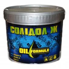 Смазка пластичная OIL Formula Солидол Жировой (3л)