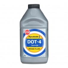 Тормозная жидкость Sputnik DOT-4 (500мл)