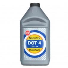 Тормозная жидкость Sputnik DOT-4 (1л)