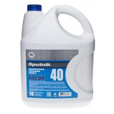 Тосол SPUTNIK А-40 -30°C (10л)