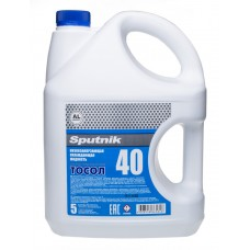 Тосол SPUTNIK А-40 -30°C (5л)