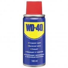 Смазка многофункциональная проникающая WD-40 (100мл)
