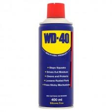 Смазка многофункциональная проникающая WD-40 (400мл)