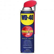 Смазка многофункциональная проникающая WD-40 (420мл)
