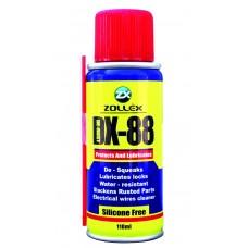 Смазка многофункциональная проникающая Zollex DX-88 (EM-110) (110мл)