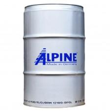 Автомобильное моторное масло Alpine RSL C3 5W-40 (RSL LA) 60л