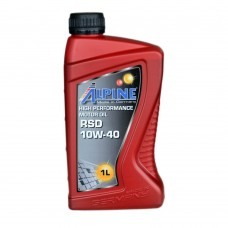 Автомобильное моторное масло Alpine 10W-40 RSD 1л