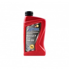 Автомобильное моторное масло Alpine Special F Eco 5W-20 1л