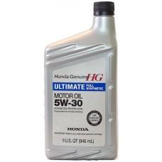 Автомобильное моторное масло HONDA HG Ultimate 5w-30 1л