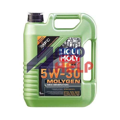 Автомобильное моторное масло Liqui Moly Molygen 5W-30 9043 5л