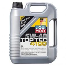 Автомобильное моторное масло Liqui Moly Top Tec 4100 5W-40 7501 5л