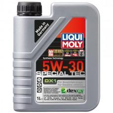 Автомобильное моторное масло Liqui Moly Special Tec DX1 5W-30 20967 1л