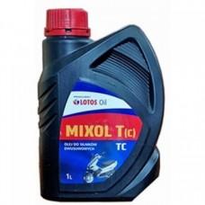 Масло Lotos MIXOL T (полусинтетика) TC 1л