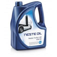 Автомобильное моторное масло Neste Turbo LXE 10W-30 4л