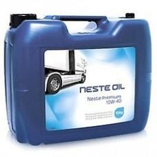 Автомобильное моторное масло Neste Premium 10W-40 20л