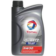 Автомобильное моторное масло Total Quartz INEO ECS 5W-30 1л
