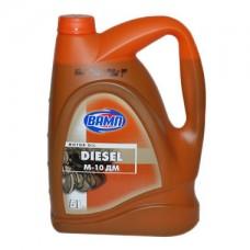 Индустриальное моторное масло ВАМП М10ДМ 5л