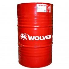 Индустриальное гидравлическое масло WOLVER HVLP46 200л