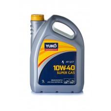 Автомобильное моторное масло YUKO SUPER GAS 10W-40 5л