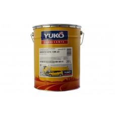 Автомобильное моторное масло YUKO SEMISYNTHETIC 10W-40 20л