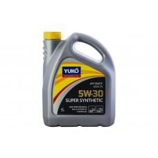 Автомобильное моторное масло YUKO SUPER SYNTHETIC 5W-30 4л