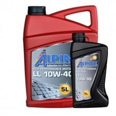 Масло моторное Alpine Long Life 10W-40 (5л+1л)